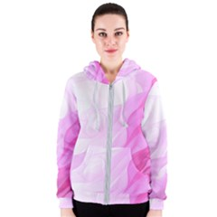 Material Ink Artistic Conception Women s Zipper Hoodie