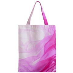Material Ink Artistic Conception Zipper Classic Tote Bag