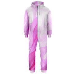 Material Ink Artistic Conception Hooded Jumpsuit (men)