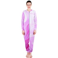 Material Ink Artistic Conception Onepiece Jumpsuit (ladies)