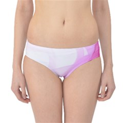 Material Ink Artistic Conception Hipster Bikini Bottoms