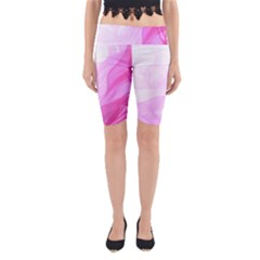 Material Ink Artistic Conception Yoga Cropped Leggings
