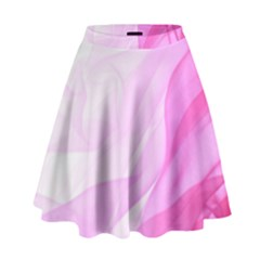 Material Ink Artistic Conception High Waist Skirt