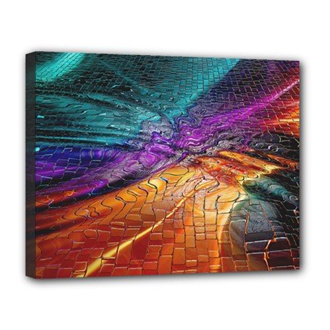 Graphics Imagination The Background Canvas 14  X 11