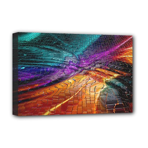 Graphics Imagination The Background Deluxe Canvas 18  X 12