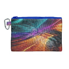 Graphics Imagination The Background Canvas Cosmetic Bag (large)