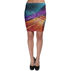 Graphics Imagination The Background Bodycon Skirt