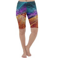 Graphics Imagination The Background Cropped Leggings
