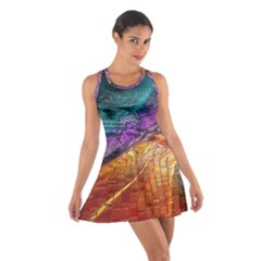 Graphics Imagination The Background Cotton Racerback Dress