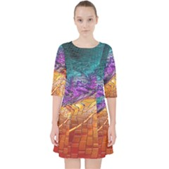 Graphics Imagination The Background Pocket Dress