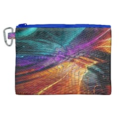 Graphics Imagination The Background Canvas Cosmetic Bag (xl)