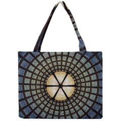 Stained Glass Colorful Glass Mini Tote Bag