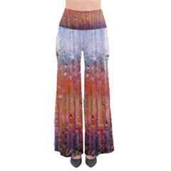 Glass Colorful Abstract Background Pants