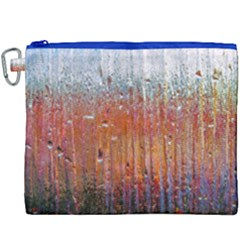 Glass Colorful Abstract Background Canvas Cosmetic Bag (xxxl)