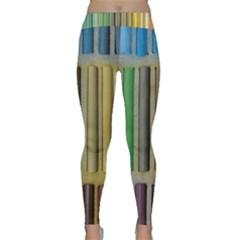 Pastels Cretaceous About Color Classic Yoga Leggings