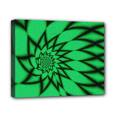 The Fourth Dimension Fractal Canvas 10  X 8