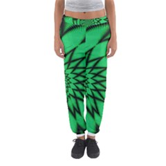 The Fourth Dimension Fractal Women s Jogger Sweatpants