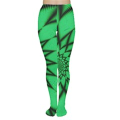 The Fourth Dimension Fractal Women s Tights