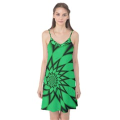 The Fourth Dimension Fractal Camis Nightgown