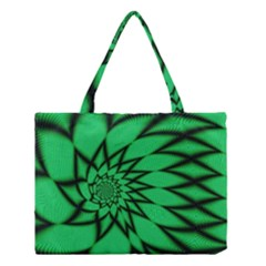 The Fourth Dimension Fractal Medium Tote Bag