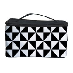 Triangle Pattern Simple Triangular Cosmetic Storage Case