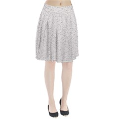 Pattern Star Pattern Star Pleated Skirt