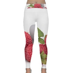 Fruit Healthy Vitamin Vegan Classic Yoga Leggings