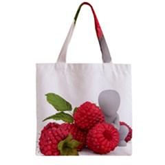 Fruit Healthy Vitamin Vegan Zipper Grocery Tote Bag