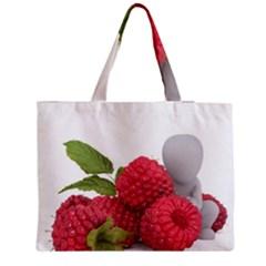 Fruit Healthy Vitamin Vegan Medium Tote Bag