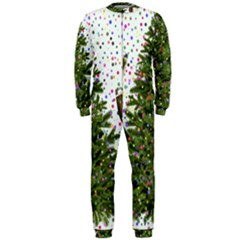 New Year S Eve New Year S Day Onepiece Jumpsuit (men)