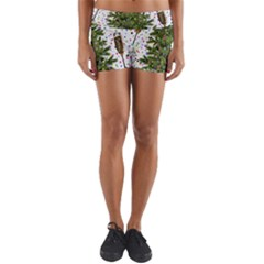 New Year S Eve New Year S Day Yoga Shorts