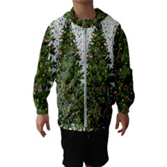 New Year S Eve New Year S Day Hooded Wind Breaker (kids)