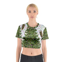 New Year S Eve New Year S Day Cotton Crop Top