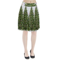 New Year S Eve New Year S Day Pleated Skirt