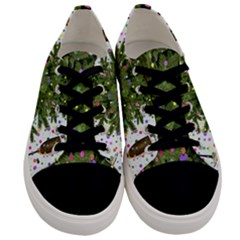 New Year S Eve New Year S Day Men s Low Top Canvas Sneakers