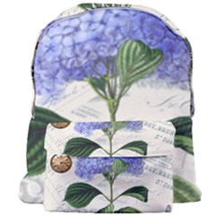 Vintage Shabby Chic Dragonflies Giant Full Print Backpack