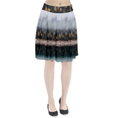Trees Plants Nature Forests Lake Pleated Skirt