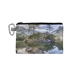 Hintersee Ramsau Berchtesgaden Canvas Cosmetic Bag (small)
