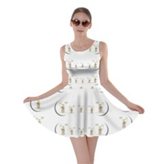 Angels Under The  Sun And Peace Doves Skater Dress