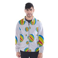 Balloon Ball District Colorful Wind Breaker (men)