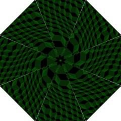 Pattern Dark Texture Background Folding Umbrellas