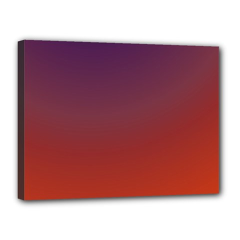 Course Colorful Pattern Abstract Canvas 16  X 12