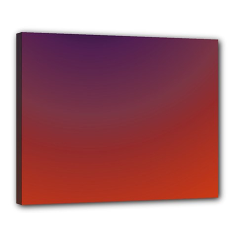 Course Colorful Pattern Abstract Canvas 20  X 16