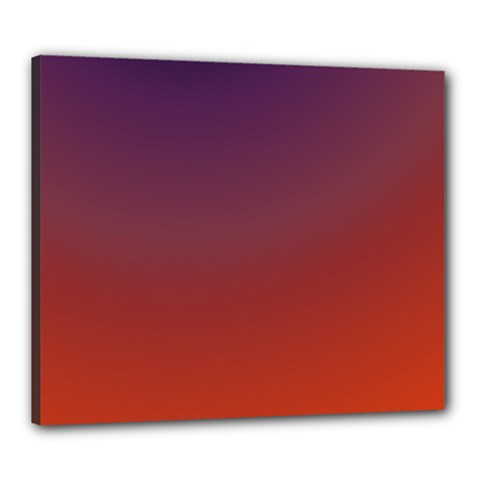 Course Colorful Pattern Abstract Canvas 24  X 20