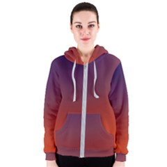 Course Colorful Pattern Abstract Women s Zipper Hoodie