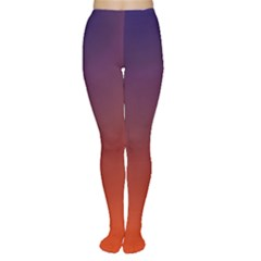 Course Colorful Pattern Abstract Women s Tights