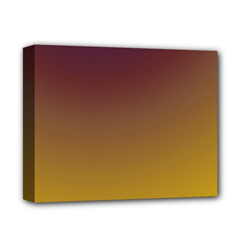 Course Colorful Pattern Abstract Deluxe Canvas 14  X 11