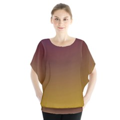 Course Colorful Pattern Abstract Blouse