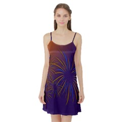 Sylvester New Year S Day Year Party Satin Night Slip