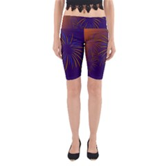Sylvester New Year S Day Year Party Yoga Cropped Leggings